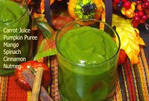 Holiday Green Smoothies