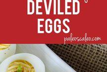 Egg recipes & tips