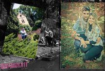 Nicolas e Lucia. Pre Matrimonio a Verona / Foto studio Pop art dal 1968 al servizio degli sposi più esigenti. Servizi fotografici di pre matrimonio. POP ART studio Tel 0307722364