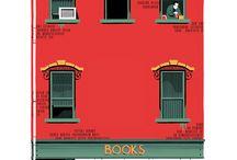Knjigarne / Najlepše knjigarne na svetu. In pri nas.