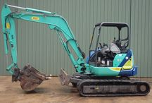 IHI Excavator 3 ton to 5.5 ton - MSW Plant Hire Py Ltd / Excavators are one of the most versatile pieces of equipment that you can have on-site from excavation trenshes to driling pier/post holes, bilk and detailed excavation to loading trucks.