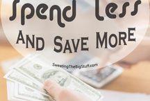 spend less ideas