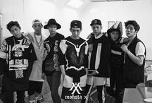 Monsta X / 7 Boy's: I.M, WonHo, KiHyun, MinHyuk, ShowNu, JooHeon, HyunWoo