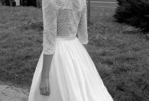 Non wedding dress