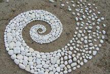 outdoor mosaics