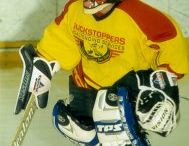 Puckstoppers in Minor Hockey / Parents show your pride and post pics of your son or daughter playing goal in minor hockey.