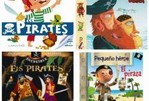 Libros y cuentos Piratas