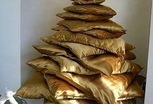 Decoración Navideña / Ideas para decorar en Navidad. Árboles de Navidad, mesas navideñas, decoración para Año Nuevo.