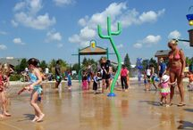 Waterparks in DuPage / Summer is made for waterparks. Grab your swimsuit and dive in.