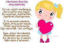 anyáknapi vers
