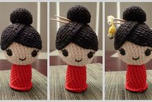 Chinese new year crochet