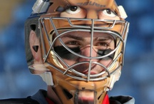 Hockey Goalie Masks / by Janice McClard