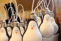 Penguin bulbs