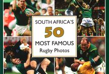 South African Sports Books