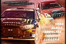 Campeonato de España de Rallyes TT