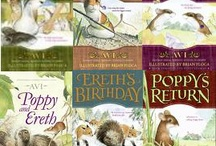 Books Worth Reading / Poppy series by Avi