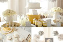 Showers upon Showers! / ideas for your next shower or lovely party