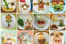 Fun kids foods