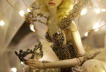 Marina Bychkova's dolls