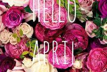 Helloooooo április