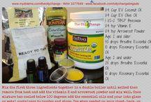 essential oils - health