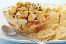 Seafood Recipes / by Diana Hirneisen