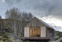 domy severská inspirace
