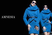 AMNESIA AW16 campaign / 2016 őszi-téli kampányunk.  Fotó: Oleg Borisuk / www.olegborisuk.com, smink: Árpa Karolina, haj: Radvan Simon, styling: Bognár Hajnalka, modellek: Varga-Dobár Éva, Pintér Vivien.
