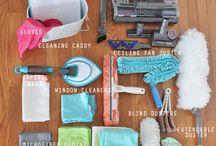 clean / by April Brown