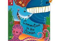 Fish and Sea Animals Preschool