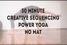 A - Z: Power Yoga