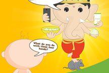 Ganesh Chaturthi / Celebrating Ganesh Chaturthi, the Econorm way!
