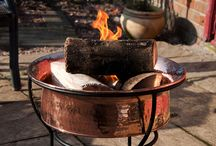 Outside Entertaining in Autumn Inspiration / How to enjoy the outdoors when the weather gets a little chilly...