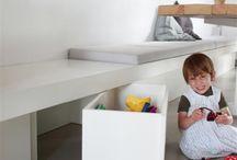 Huiskamer kinderhoek