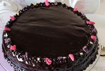 anything chocolate..... / by Tina Borda DuTill