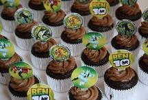 Ben Ten party