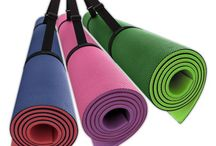 Yoga Mats & Yoga Educational Mats