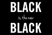 BLACK / by Ash <3