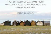 Zitate Astrid Lindgren