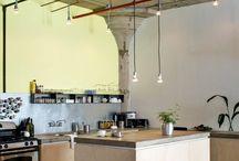 Kitchen / by Leyre Pau Esles