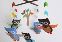 Baby room ideas / by Christine Delatre