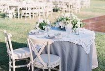 Wedding: Sweetheart Table