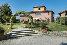 Tuscany Villa - Global Scenery / An overview of Il Casale del Marchese