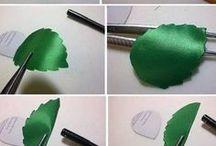 leaf crohet