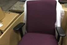 New HON Chairs / HOOD'S West Alton has new HON Chairs.  These are new in the box.  Contact Sparky for more information about these chairs.