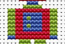Kids Cross Stitch Easy