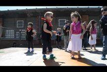 idées de danse pour la kermesse