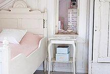 Little girl's room and nursery