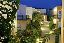 hotel / Hotel oreia in Crete