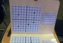 Integers and the coordinate plane